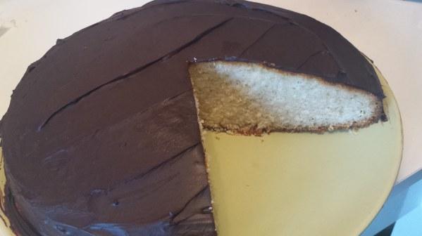 Gâteau sans œuf à la noix de coco