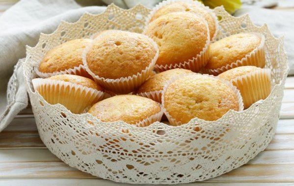 Muffins à la vanille naturelle