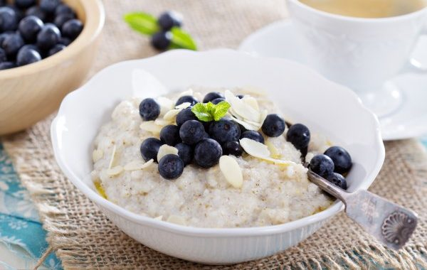 Porridge ou home made oatmeal
