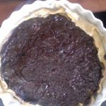 Tarte kiwi chocolat