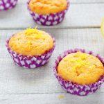 Muffins au citron rapides