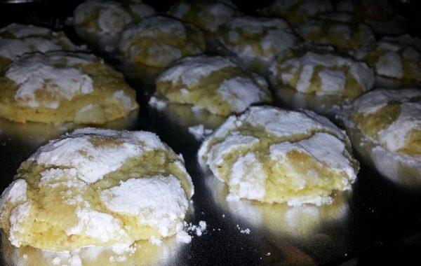 Biscuits aux noisettes rapides