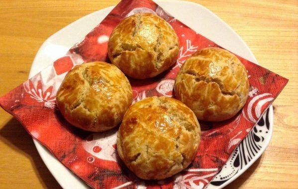 Petits pains au yaourt