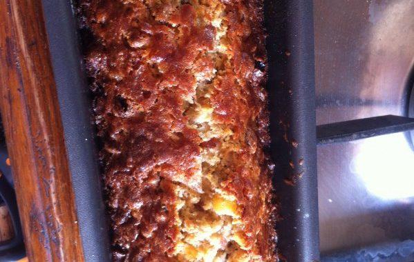 Cake aux fruits confits de ma grand-mère