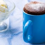 Mug Cake au chocolat sans gluten