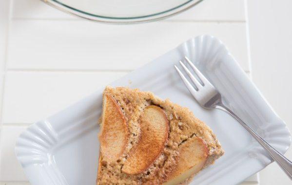 Clafoutis aux pommes rapide et facile
