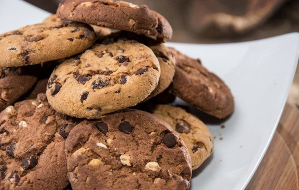 Cookies chocolat noir-chocolat blanc