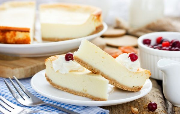 Cheesecake Made in USA light !