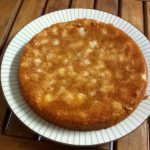 Gâteau au yaourt aux litchis