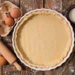 Pâte à tarte spéciale pour fruits juteux