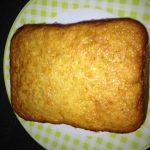 Gâteau à la banane (avec machine à pain)