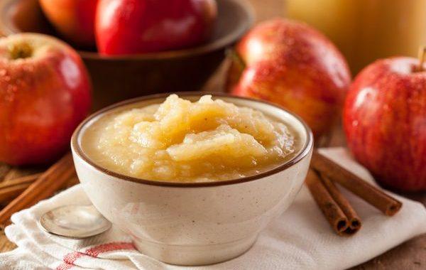 Compote de pommes toute simple Cookeo