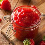 Confiture de fraises au Cookeo