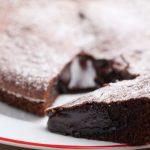Gâteau au chocolat fondant au Thermomix