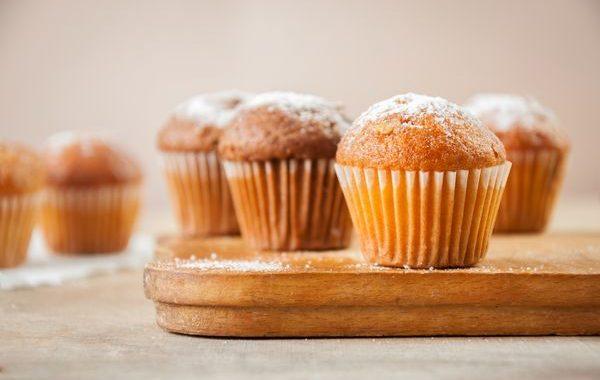 Muffin cœur pâte à tartiner au Thermomix