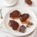 Pâte à tartiner au chocolat au Thermomix