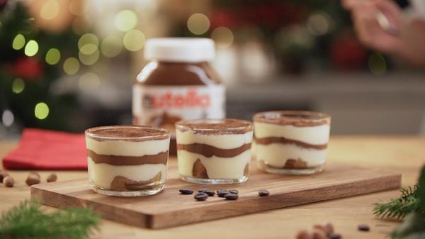 Mini Tiramisu au Nutella®