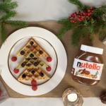 Gaufres de Noël au Nutella®