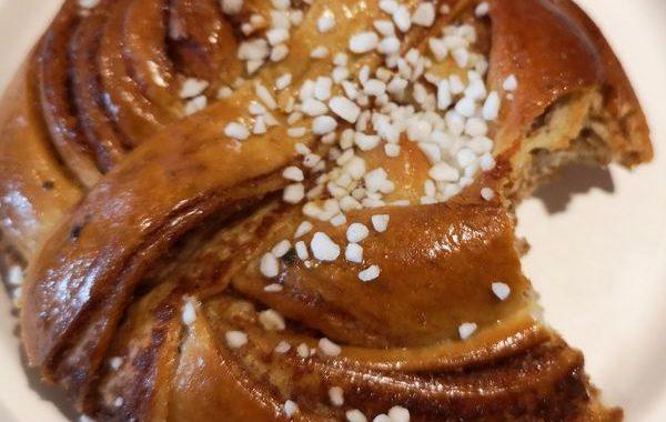 Kanelbullar (recette suédoise)
