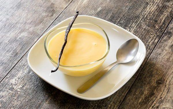 Crème anglaise réussie onctueuse à souhait au Cookeo
