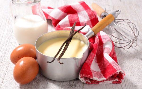 Crème anglaise réussie onctueuse à souhait au Companion