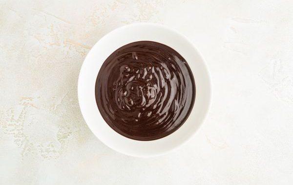 Ganache au chocolat au Monsieur Cuisine