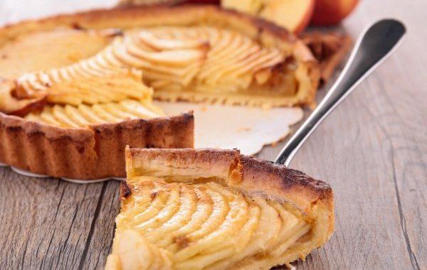 Tarte aux pommes facile et bonne