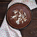 Tarte au chocolat de la Mère Blanc