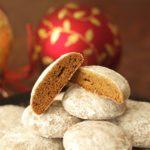 Pfeffernusse – petits gâteaux au poivre