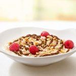 Porridge au Nutella® et aux fruits