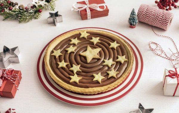 Tarte étoilée au Nutella®