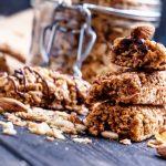 Barres de céréales aux Chocolune Grillon d'Or