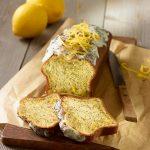 Cake citron pavot au lait concentré sucré