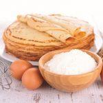 Crêpes au lait concentré sucré Sans Lactose