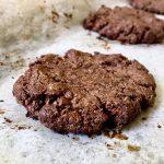 Cookie aux miettes de pain