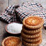 Tartelette à la noix de coco (cocadas de coco)
