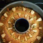 Gâteau Vanille-Amande-Pomme: le Ré'apple St Jo