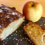 THE gâteau aux pommes
