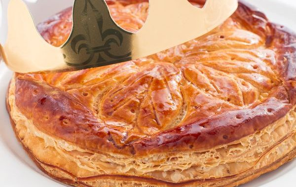Galette des rois ananas coco