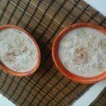 Bananes au lait de coco tout simple