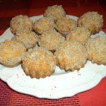 Muffins au Streusel