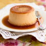 La crème caramel de mamie Régine