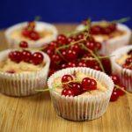 Petits gâteaux aux groseilles (8ème rencontre)