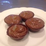 Mousse aux 3 chocolats (noir / praliné / lait)
