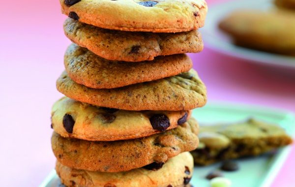 Cookies blanc et noir