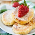 Beignets de fraises