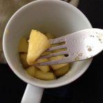 Pommes au beurre