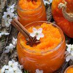 Confiture potimarron-orange