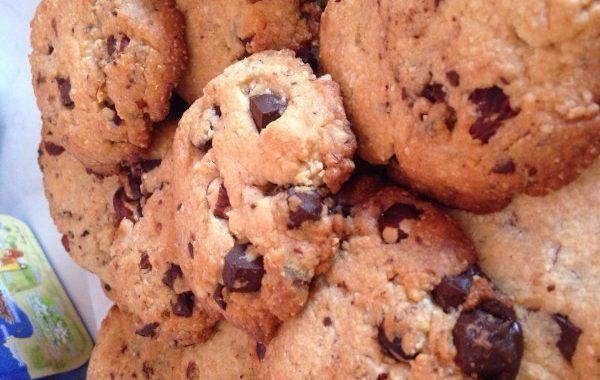 Cookies pas diététiques du tout de Didice…