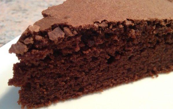 Gâteau léger au chocolat de Caro